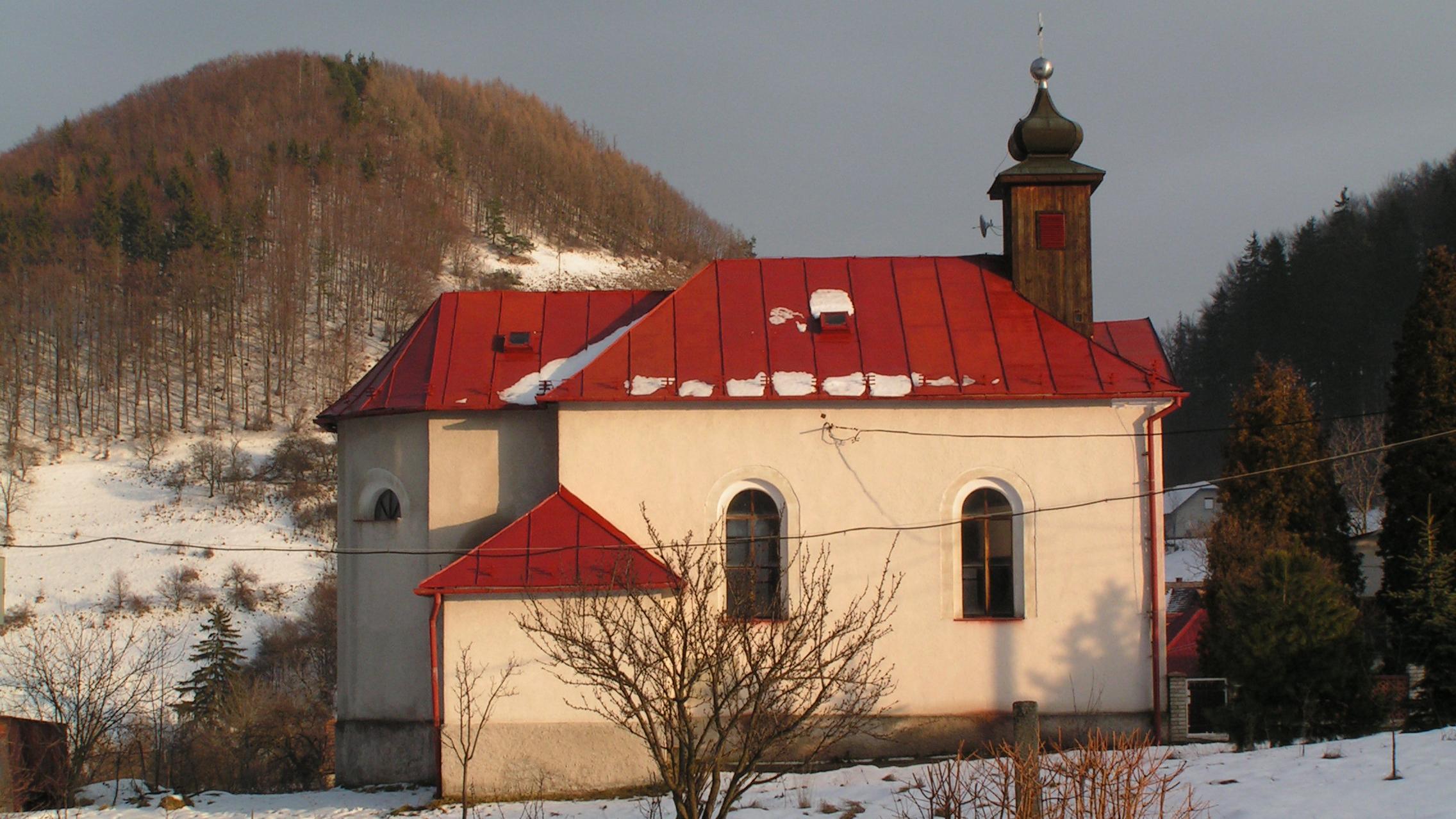 Kostol Kopanice
